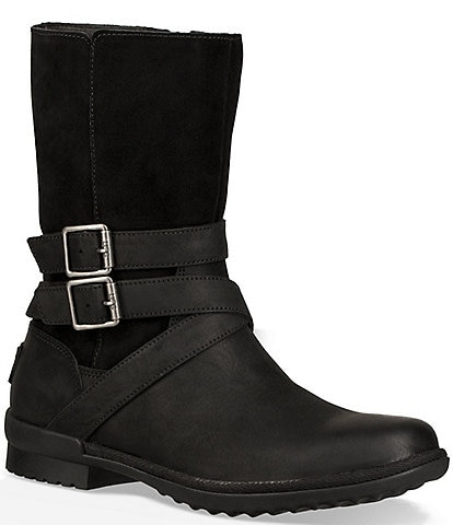 457fc7e0019 UGG® Lorna Waterproof Leather and Suede Boots