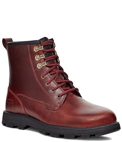 UGG® Men's Kirkson Waterproof Leather Lace-Up Boots