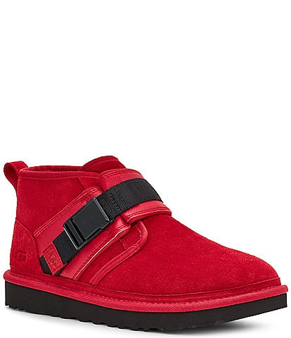 UGG® Men's Neumel Snapback Suede Boots