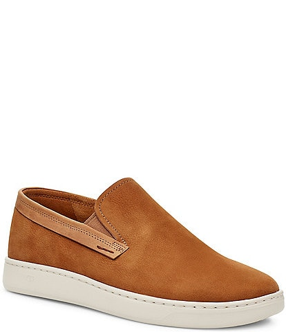 UGG® Men's Pismo Suede Slip On Sneakers