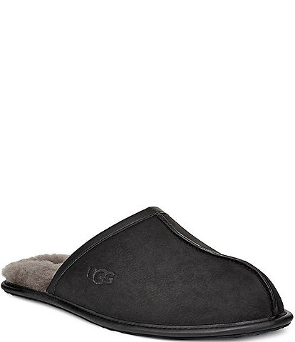 UGG Men's Scuff Leather Slipper