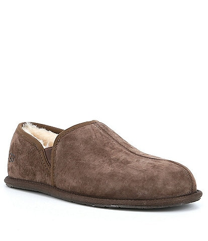 UGG® Men's Scuff Water Resistant Suede Romeo II Slippers