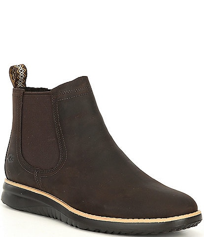 UGG® Men's Union Chelsea Weather Leather Boots