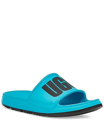 UGG® Men's Wilcox Logo Slides
