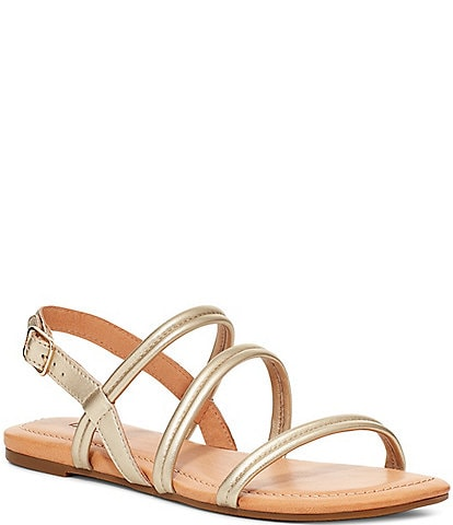UGG® Mytis Leather Sandals