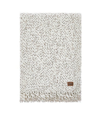Ugg Odina Tasseled Throw
