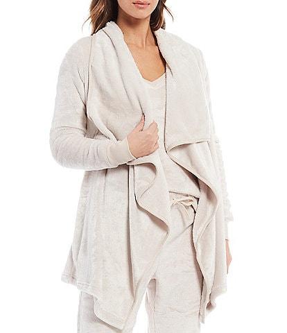 UGG Orla Open Blanket Fleece Lounge Cardigan