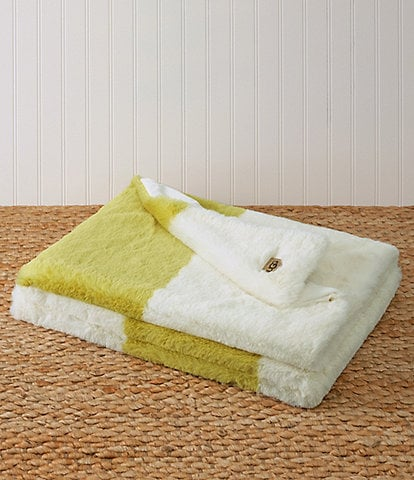 UGG Pippa Block Striped Throw