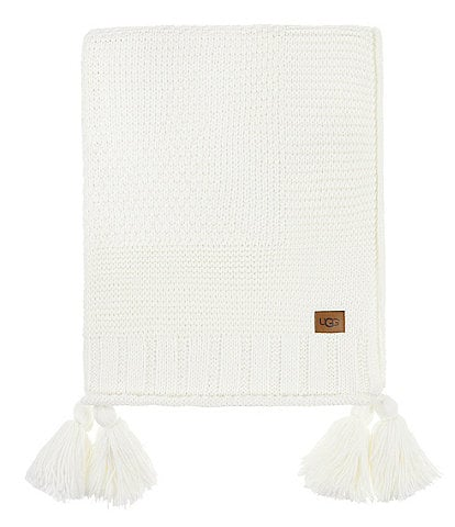 UGG Preston Cotton & Acrylic Throw Blanket