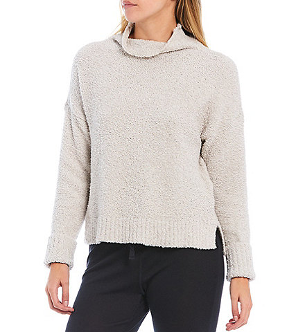 UGG Sage Sweater-Knit Lounge Top