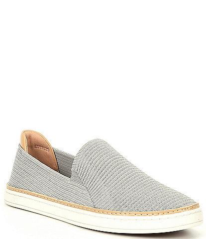 UGG® Sammy Metallic Knit Sneakers