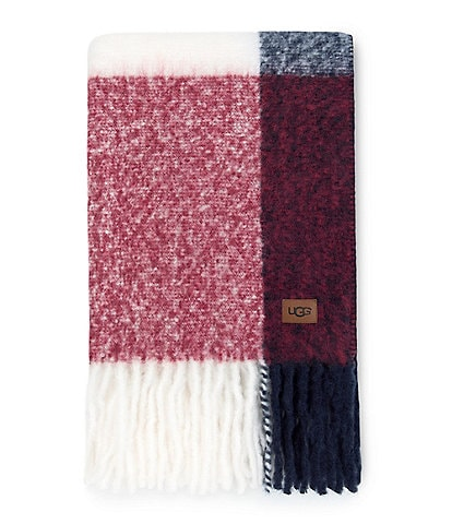 UGG San Mateo Mohair Style Throw