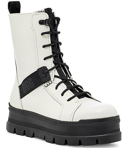 UGG® Sheena Waterproof Leather Boots