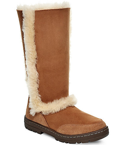 UGG® Sundance Revival Tall Mid Calf Water Repellent Boots