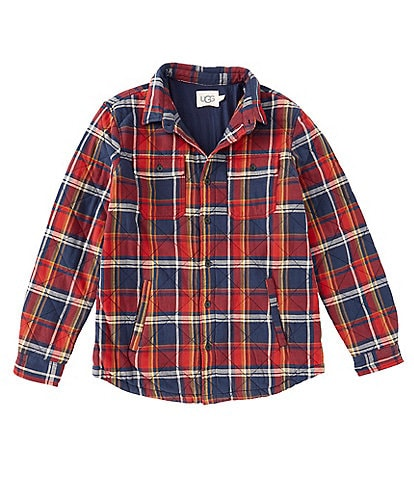 UGG® Trent Quilt Plaid Jacket