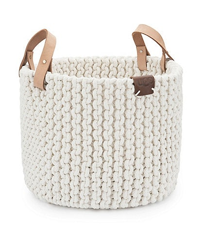 UGG® Tulum Natural Rope Basket