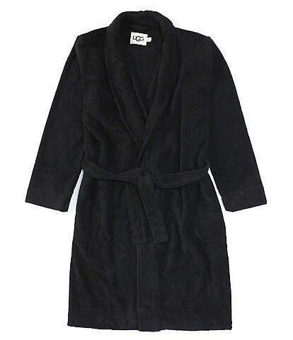 UGG Turner Ribbed Terry Shawl Collar Robe
