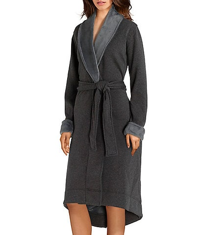 UGG® W Duffield II Fleece Wrap Robe