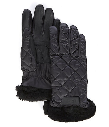 UGG Women's Quilted Performance Gloves