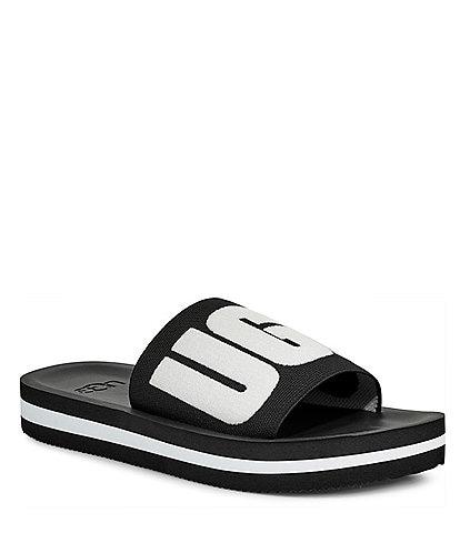 UGG® Zuma Graphic Logo Slides