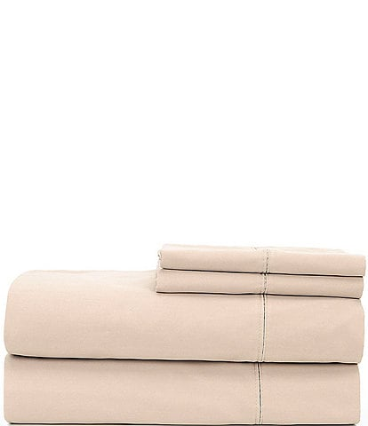 Luxury Hotel 600 Thread Count Supima Cotton With Fabfit Technology Sheet Set Dillard S