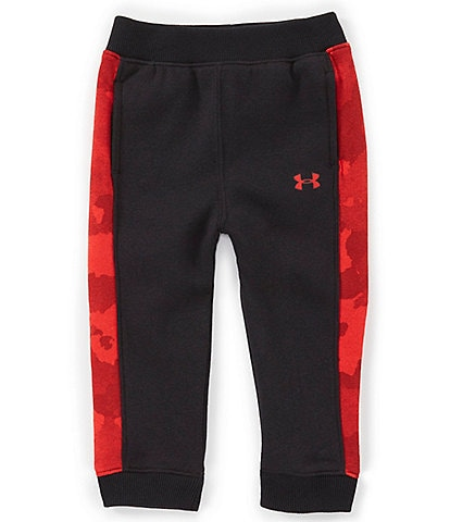 Under Armour Baby Boys 12-24 Months Camouflage Pieced Rival Jogger Pants