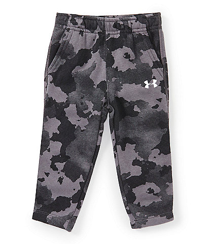 Under Armour Baby Boys 12-24 Months Camouflage-Printed Rival Joggers