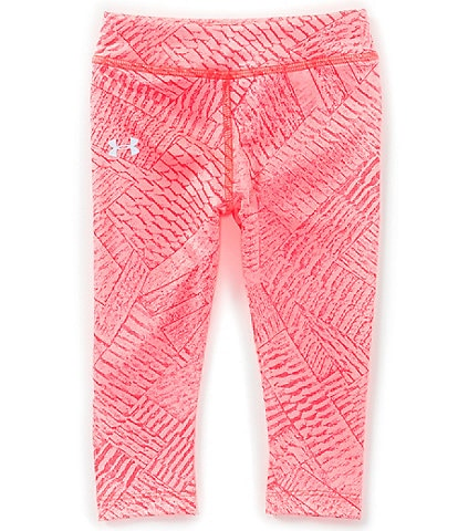 Under Armour Baby Girls 12-24 Months Lumineer Leggings