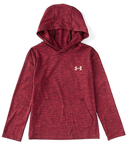 Under Armour Big Boys 8-20 Long-Sleeve Benchmark Hoodie