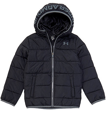 Under Armour Big Boys 8-20 Long-Sleeve Pronto Puffer Jacket