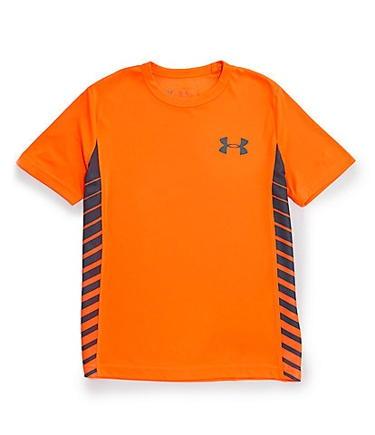 Under Armour Big Boys 8-20 MK1 Short Sleeve Tee