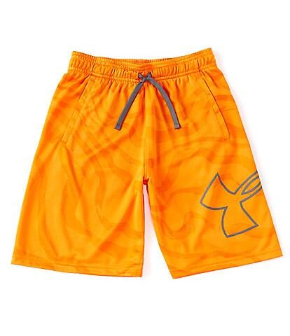Under Armour Big Boys 8-20 Renegade 2.0 Jacquard Shorts