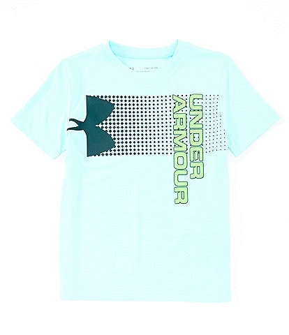 Under Armour Big Boys 8-20 Short-Sleeve Crossfade Graphic Tee