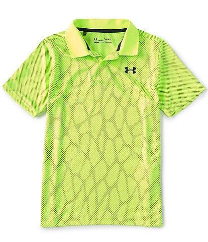 Under Armour Big Boys 8-20 Short Sleeve Performance Polo 2.0 Shirt
