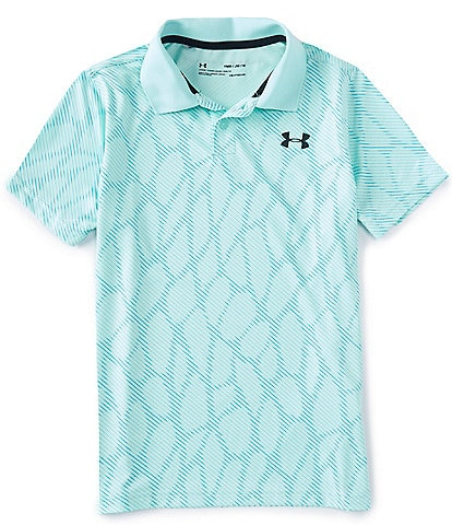 Under Armour Big Boys 8-20 Short Sleeve Performance Polo 2.0 Shirt