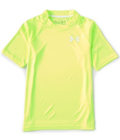 Under Armour Big Boys 8-20 Short-Sleeve Sun Armour Tee