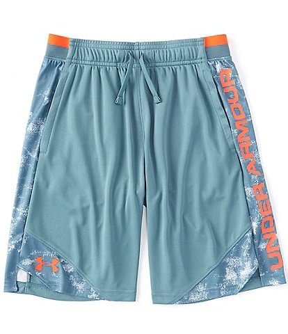 Under Armour Big Boys 8-20 Stunt 2.0 Printed Shorts