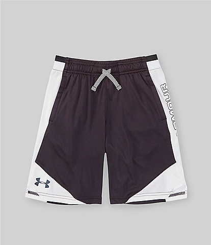 Under Armour Big Boys 8-20 Stunt 2.0 Shorts