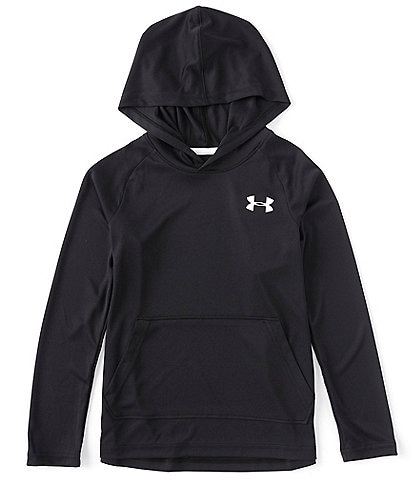 Under Armour Big Boys 8-20 Tech 2.0 Pullover Raglan Hoodie