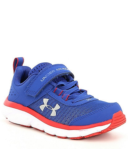 Under Armour Boys' Assert 8 PS Alternative Closure Running Shoe
