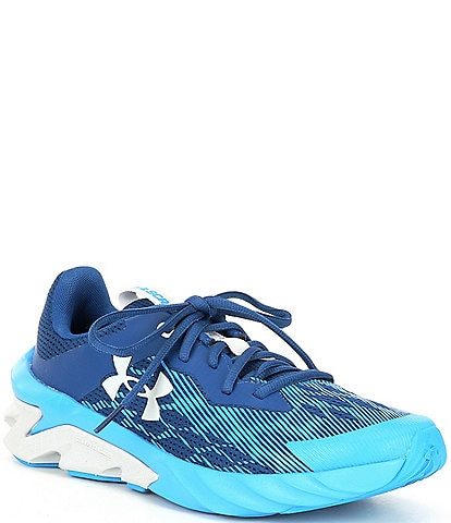 Under Armour Boys' Charged Scram Jet 3 Mesh Running Shoes (Youth)