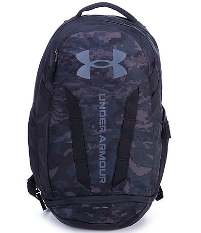 Under Armour Boys Hustle 5.0 Storm Backpack