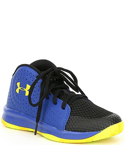 Under Armour Boys' Jet 2019 PS Basketball Shoes (Toddler)
