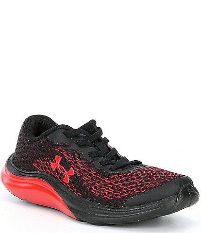 Under Armour Boys' Liquify Rebel Alternative Closure Running Shoes (Toddler)