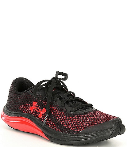 Under Armour Boys' Liquify Rebel Mesh Running Shoes (Youth)