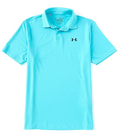 Under Armour Loose Golf Short-Sleeve Performance Polo 2.0