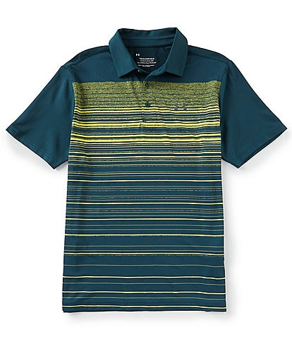 Under Armour Golf Short-Sleeve Playoff Polo 2.0