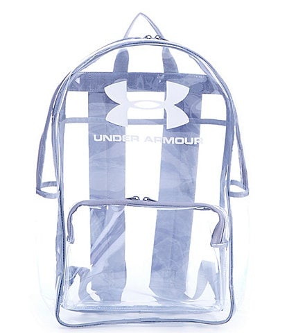 Under Armour Kids Loudon Clear Backpack