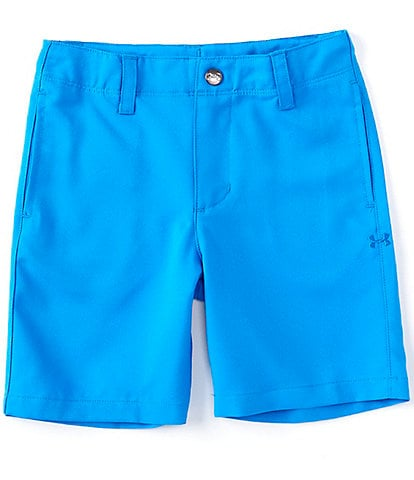 Under Armour Little Boys 2T-7 9#double; Outseam Golf Medal Play Shorts