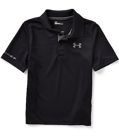 Under Armour Little Boys 2T-7 Match Play Short-Sleeve Polo Shirt